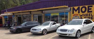 Moe S Wheels And Tires Rim Repair Alll Weather Tires Baton